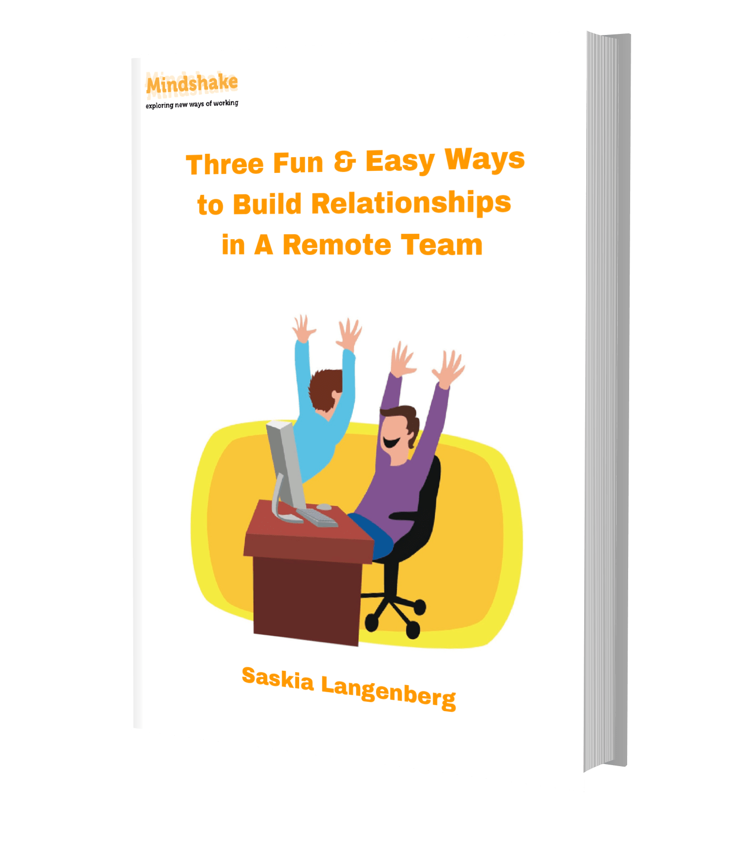 Free Guide - Build Relationships Remote Team